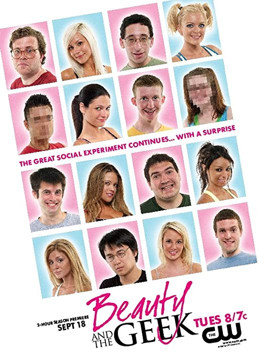 is beauty and the geek a dating show