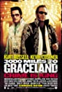 3000 Miles to Graceland (2001) Poster