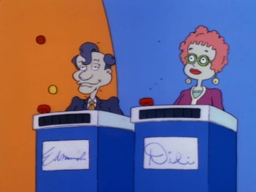 Quot Rugrats Quot Game Show Didi Toys In The Attic Tv Episode