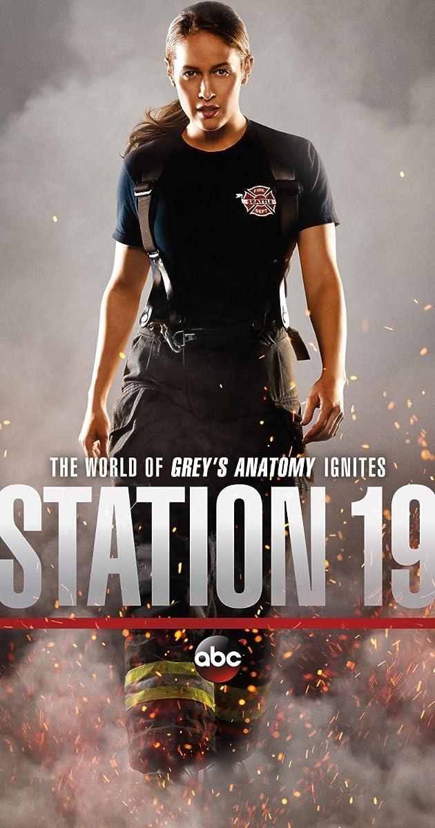 19 skyrius (1 sezonas) / Station 19 (season 1) (2018) online