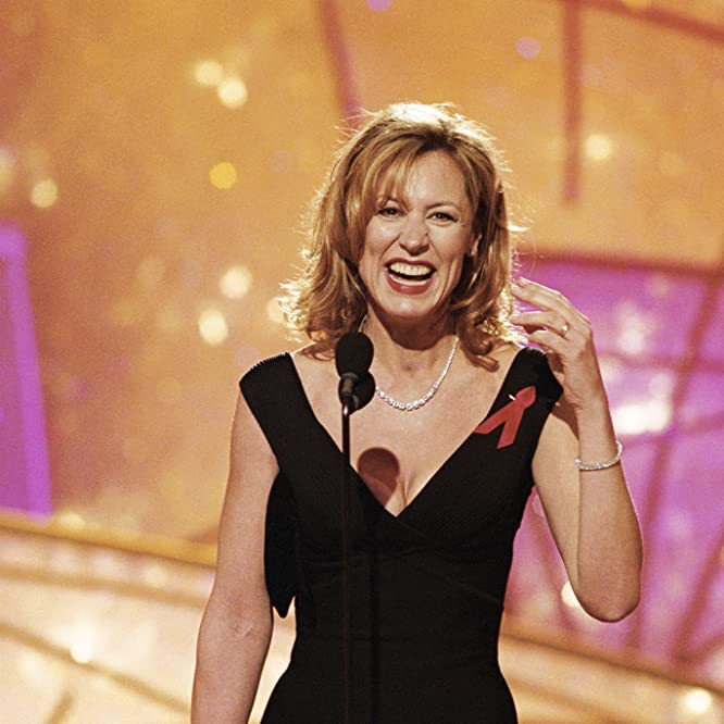 Christine Lahti at an event for The 55th Annual Golden Globe Awards (1998)