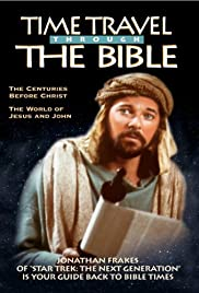 Time Travel Through the Bible Poster