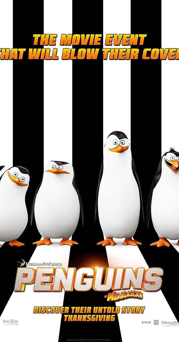 penguins of madagascar 2014 imdb. Black Bedroom Furniture Sets. Home Design Ideas