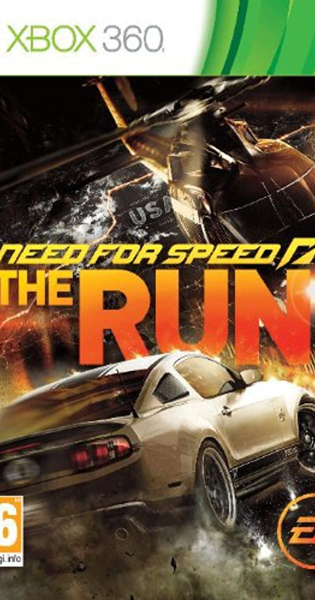 Need for Speed: The Run (Video Game 2011) - Full Cast ...  Need for Speed:...