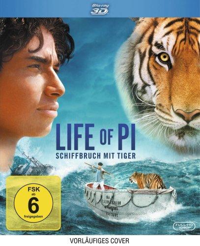 Life of Pi 2012 720p BRRip Dual Audio Watch online Free download