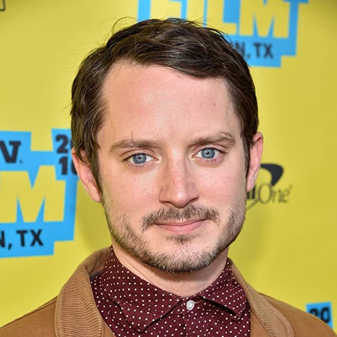 Elijah Wood at an event for The Trust (2016)
