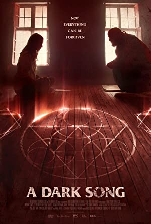 A Dark Song Pelicula Poster