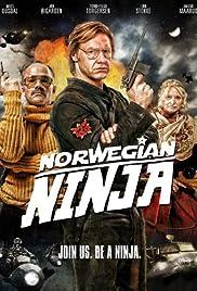 Kommandør Treholt & ninjatroppen Poster