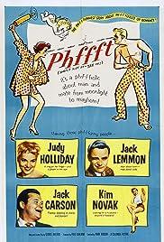 Phffft(1954) Poster - Movie Forum, Cast, Reviews