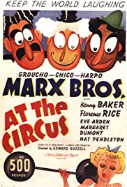 At the Circus(1939) Poster - Movie Forum, Cast, Reviews
