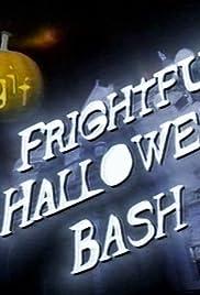 Frightful Halloween Bash Poster