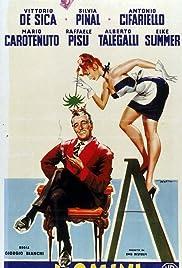 Uomini e nobiluomini Poster