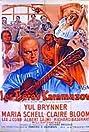 The Brothers Karamazov (1958) Poster