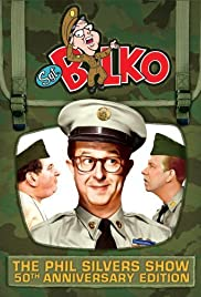 Bilko the Genius Poster