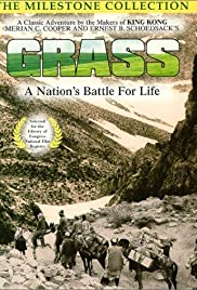 Grass: A Nation's Battle for Life Poster