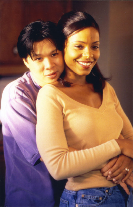 asian and african american relationship images