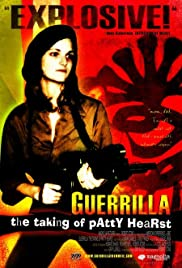 Guerrilla: The Taking of Patty Hearst (2004) Poster - Movie Forum, Cast, Reviews