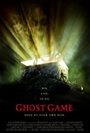 Ghost Game Poster