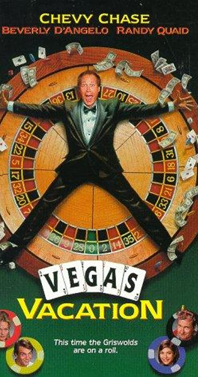 Vegas Vacation Dvd Special Features