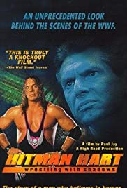 Hitman Hart: Wrestling with Shadows Poster