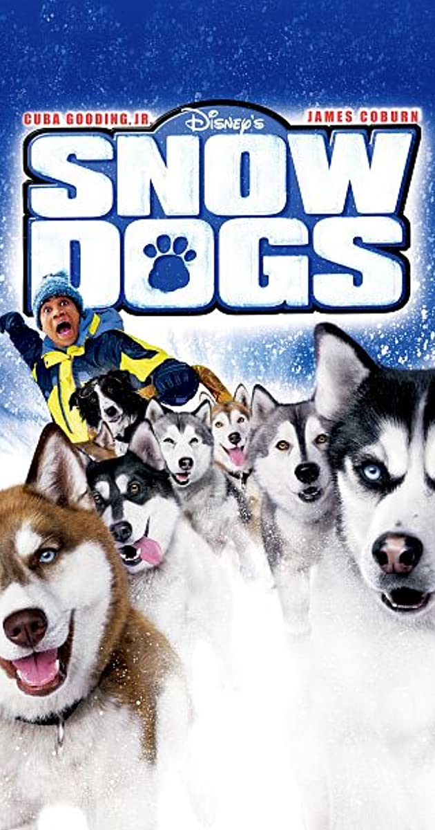 Sled Dogs Movie Dog Names
