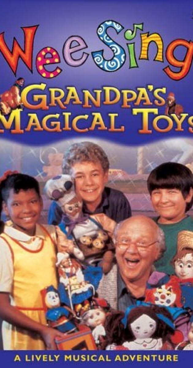 grandpas magical toys video 1988 imdb