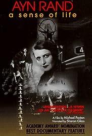 Ayn Rand: A Sense of Life Poster
