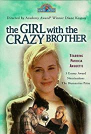 The Girl with the Crazy Brother Poster