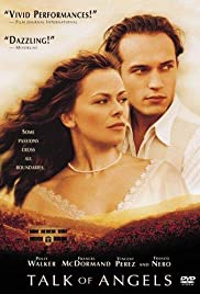 Talk of Angels(1998) Poster - Movie Forum, Cast, Reviews
