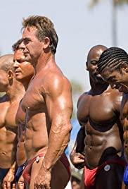 Muscle Beach Then and Now Poster