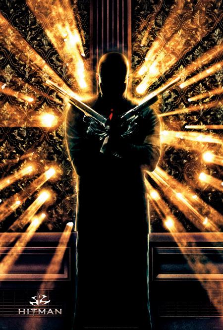 Hitman Movie Poster Hitman (2007) -...