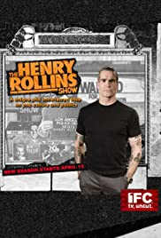 The Henry Rollins Show Poster