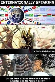 Internationally Speaking Poster