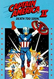 Captain America II: Death Too Soon Poster