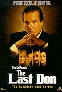 An analysis of the characters in the last don by mario puzo