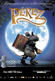 El ratón Pérez Poster