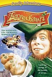 A Very Unlucky Leprechaun Poster
