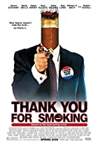 Thank You for Smoking (2005) Poster