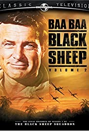 Black Sheep Squadron Poster