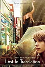 Primary image for Lost in Translation