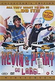Kevin & Perry Go Large (2000) Poster - Movie Forum, Cast, Reviews