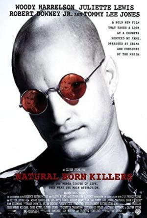 Natural Born Killers poster