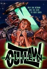Alien Outlaw(1985) Poster - Movie Forum, Cast, Reviews