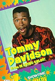 Tommy Davidson: Illin' in Philly Poster