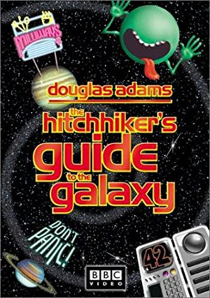 The Hitchhikers Guide to the Galaxy 1981 S01 1080p Blu-ray
