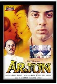 Arjun(1985) Poster - Movie Forum, Cast, Reviews