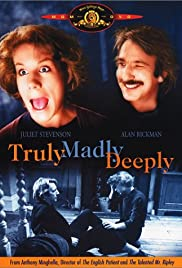 Truly Madly Deeply(1990) Poster - Movie Forum, Cast, Reviews