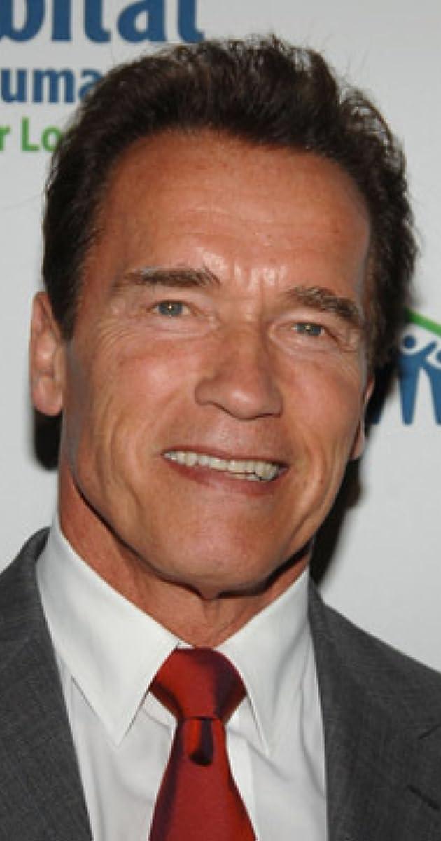 Arnold Schwarzenegger - IMDb