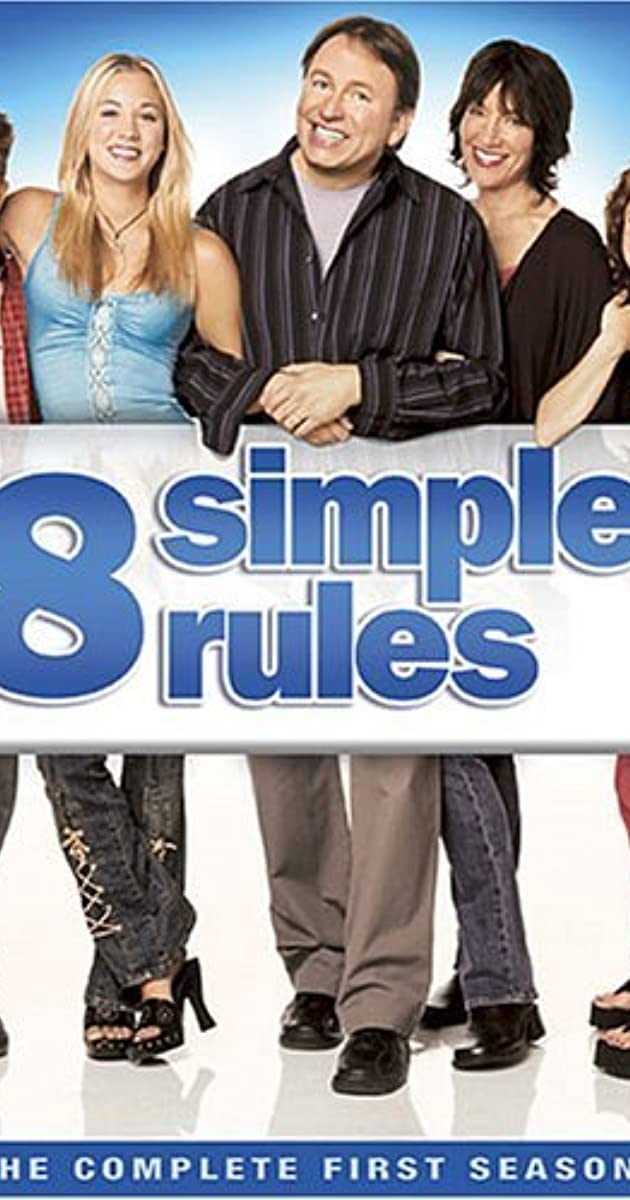 Eight simple rules for dating my teenage daughter imdb