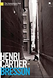 Henri Cartier-Bresson: The Impassioned Eye Poster